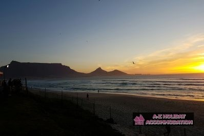 Milnerton Golf Course Sunset